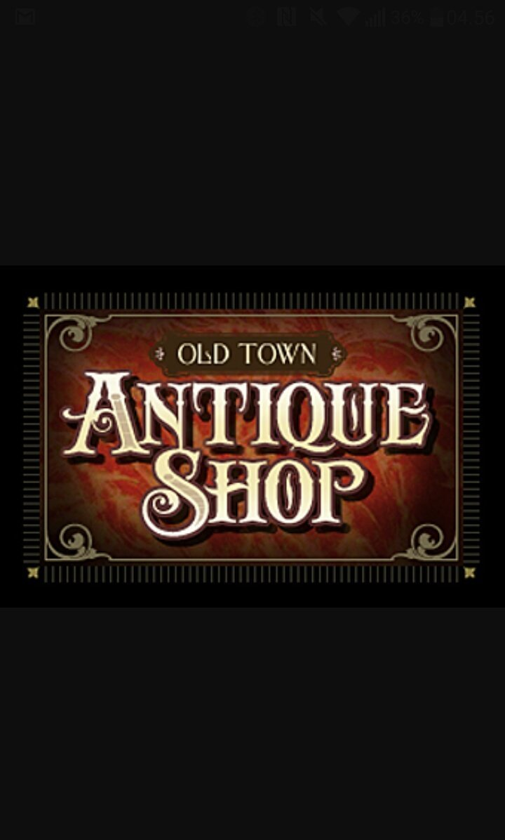 Antique & Vintage Shop